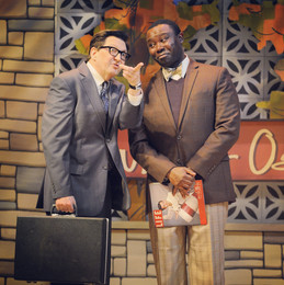 Merry Wives Of Windsor (Orlando Shakespeare Co.)