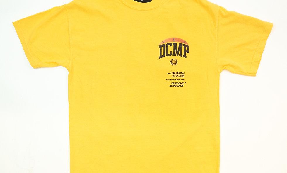 DCMPNBA T-SHIRT (YELLOW)