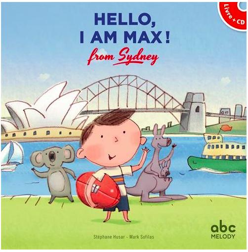 Hello, I am Max from Sydney