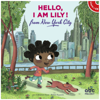 Hello, I am Lily from New York City