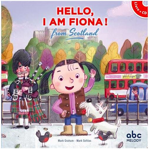 Hello, I am Fiona from Scotland