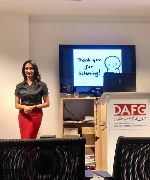 DAFG Presentation