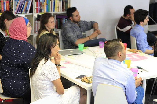 G-100 Workshop/co-facilitator