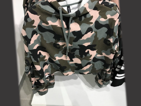 Crazy for Camouflage