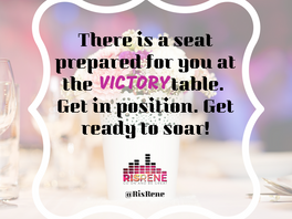 A Seat at The Victory Table