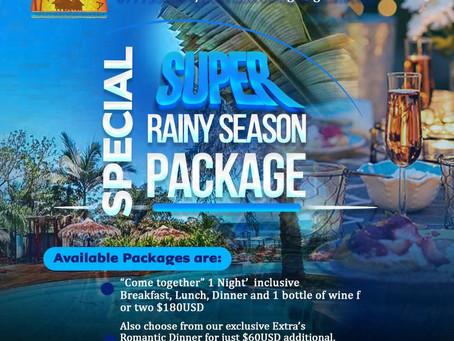 Raining Season package ending, Hurry Up
