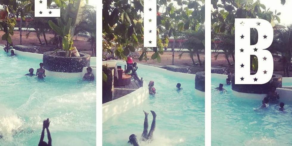 SLIDE, SWIM & DANCE Pool Party