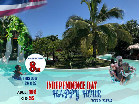 Happy Independence Liberia