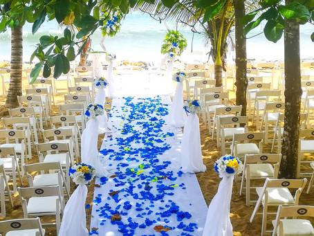 Wedding at Libassa Ecolodge