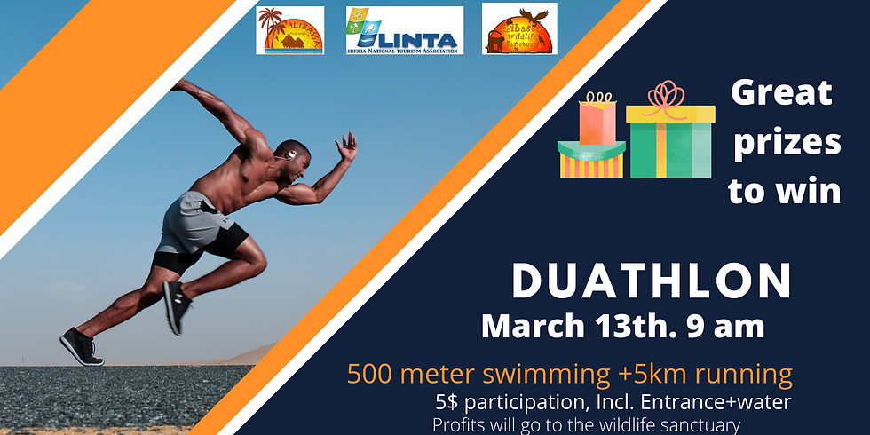 DUATHLON ( Swim & Run )