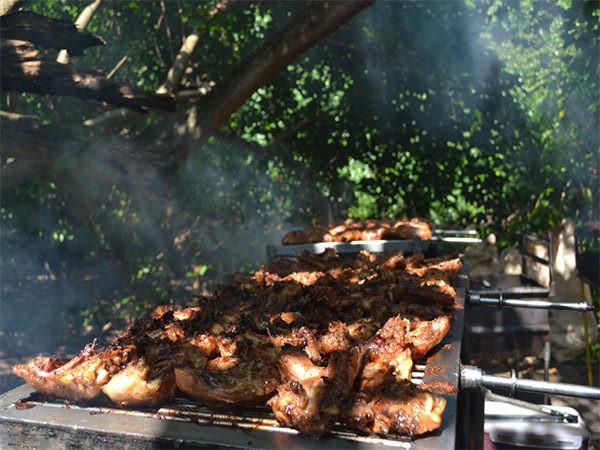 bbq-lunch-grilled-chicken-ile-aux-cerfs-
