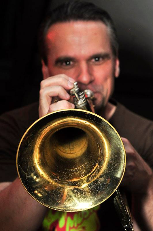 Rehearsal w/Luis Munoz Quintet