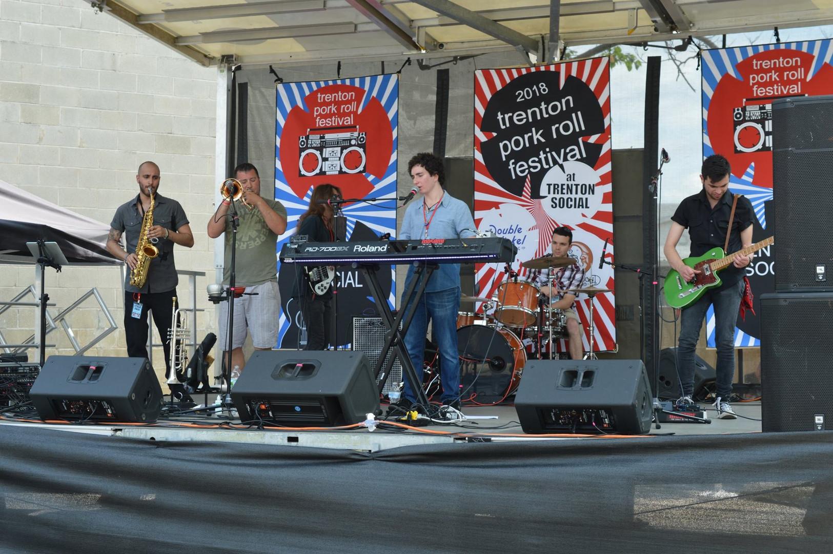 Trenton Pork Roll Fest 2018