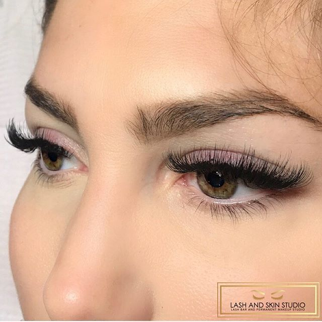 Mega Volume Lashes by Lexi 😍 #megavolum