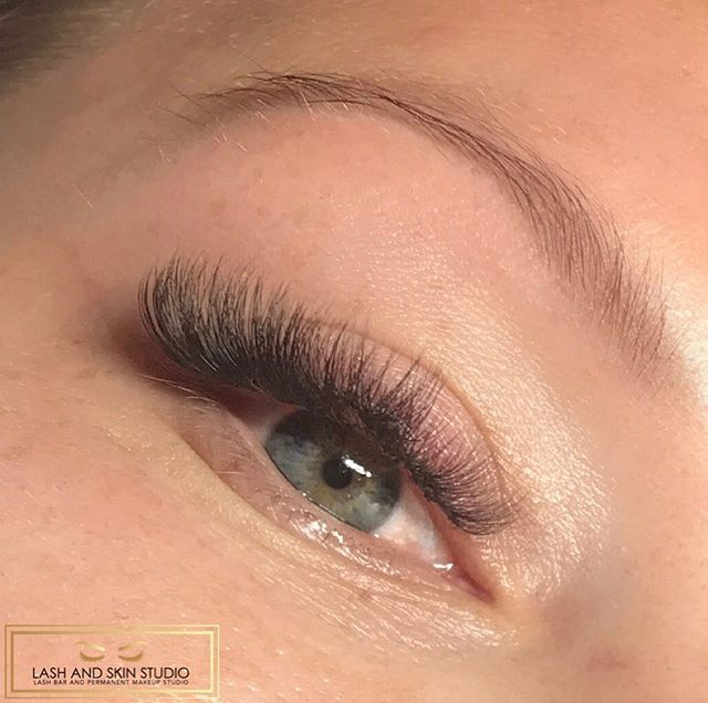 Volume Lashes by Lexi 😍_She is killing the lash game! _So proud of this girl!__To Book your Appoint