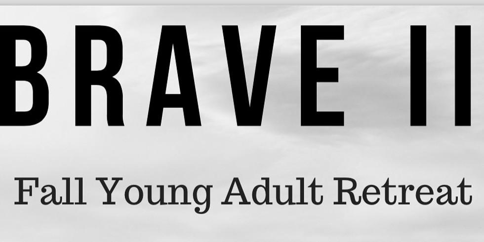 YA Retreat: Brave III