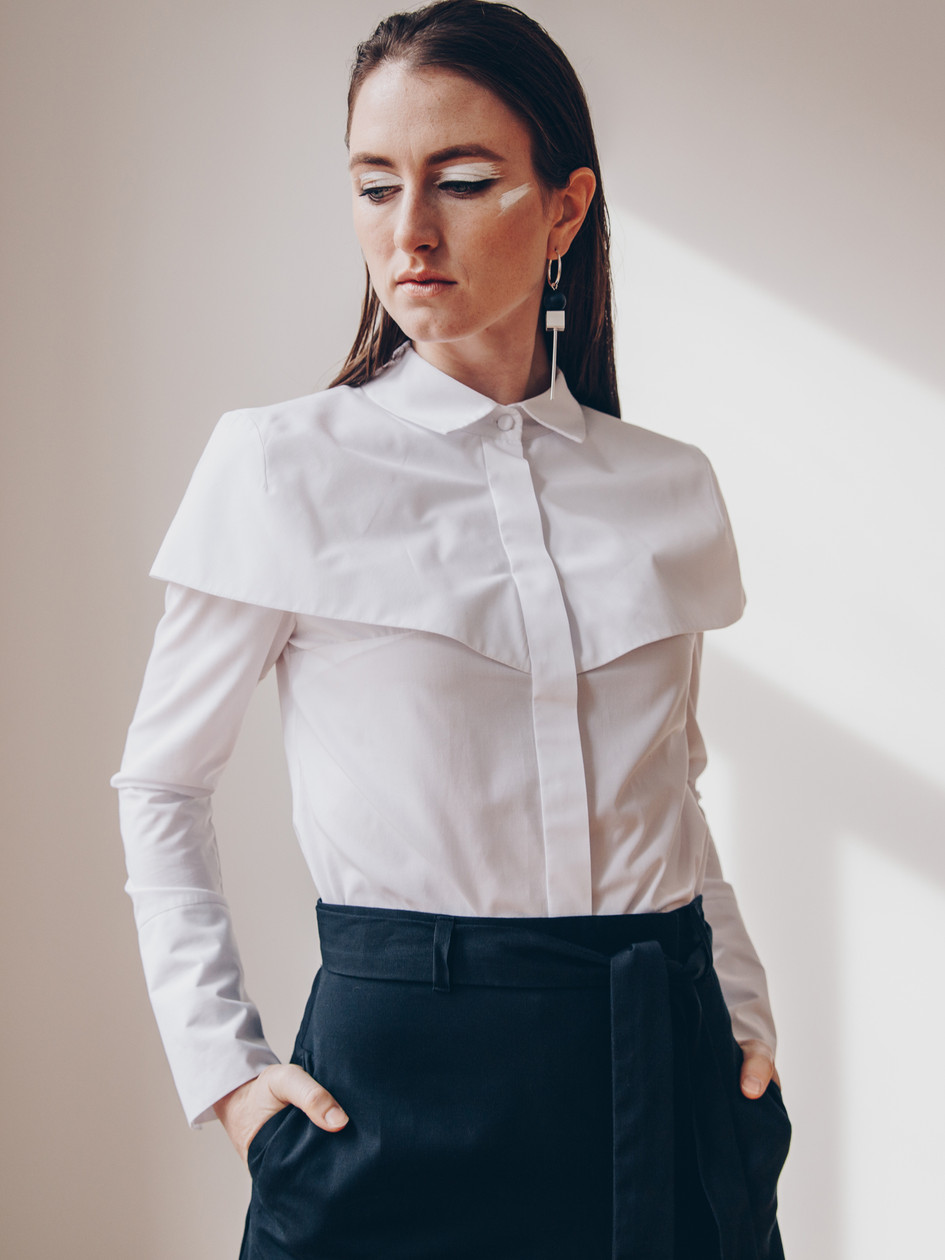 Faith blouse Dare skirt