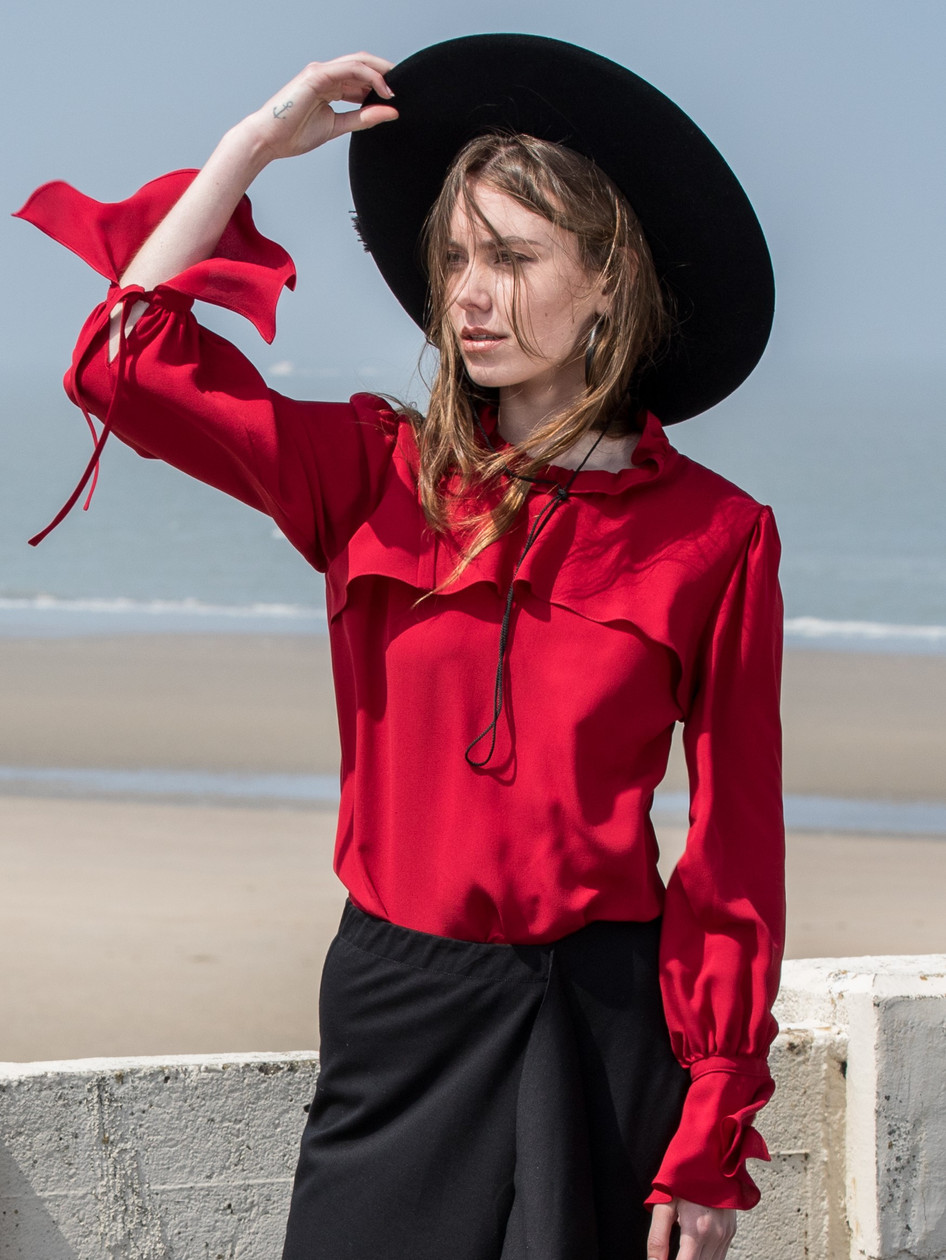 Freya blouse