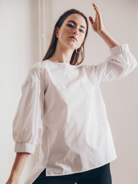 Devotion blouse