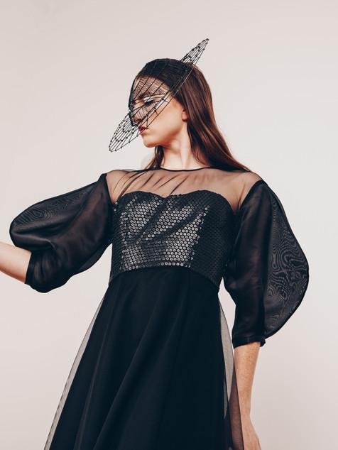 Black Satisfaction dress