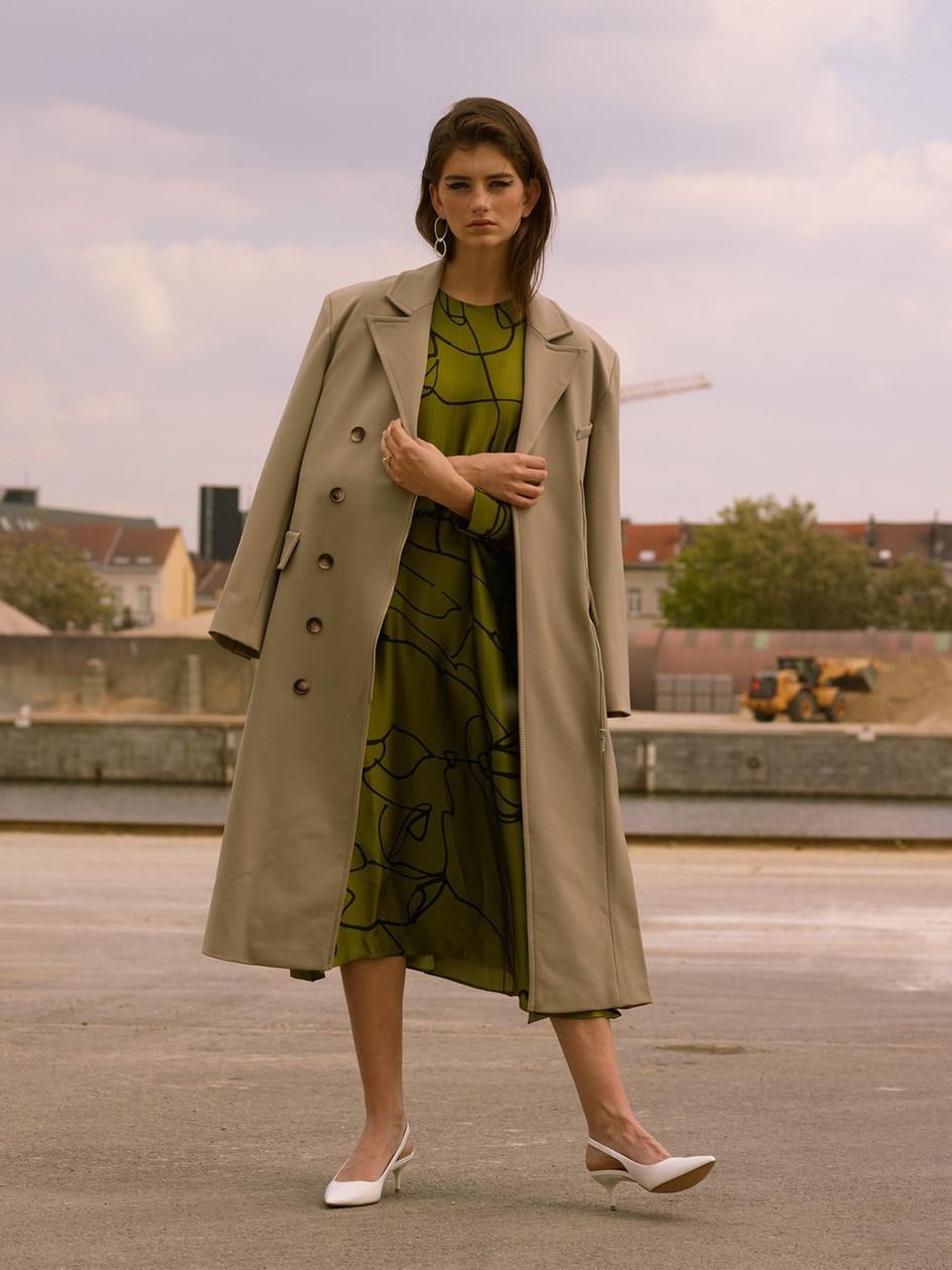 Rachel coat