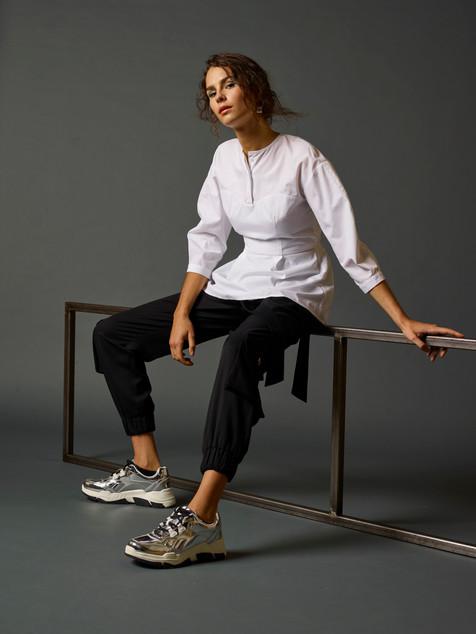 Leona trousers_CJSS20P19 Karis blouse CJ