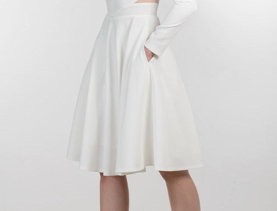 Astride robe