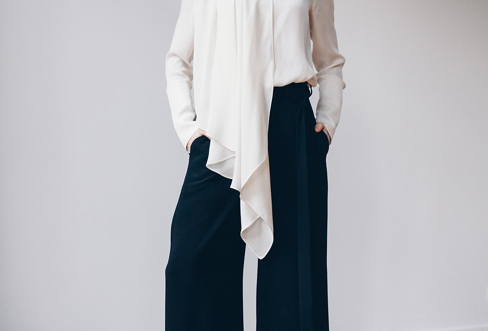 Silk Euphoria blouse