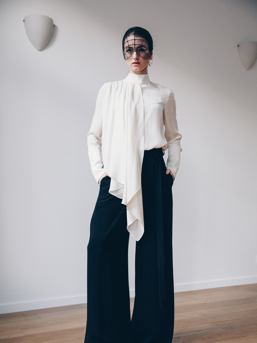 Silk Euphoria shirt