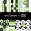 Thumbnail: Panda Bear Black and Green Digital Kit