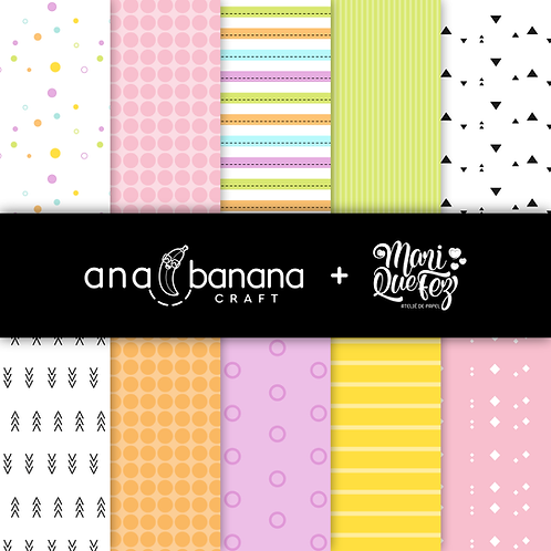 Fresh Spring Digital Paper