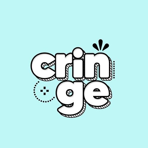 Mini Frase - Cringe