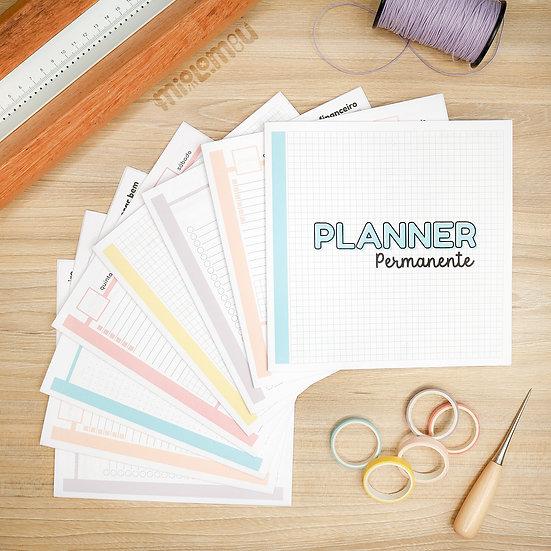Planner Permanente - LICENÇA COMERCIAL