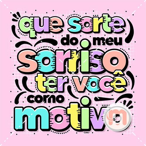Lettering Namorados II