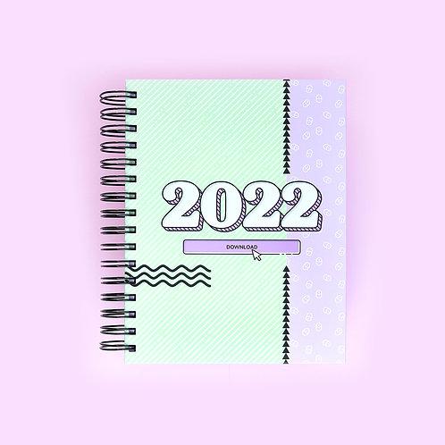 Planner 2022 - A5 - LICENÇA COMERCIAL