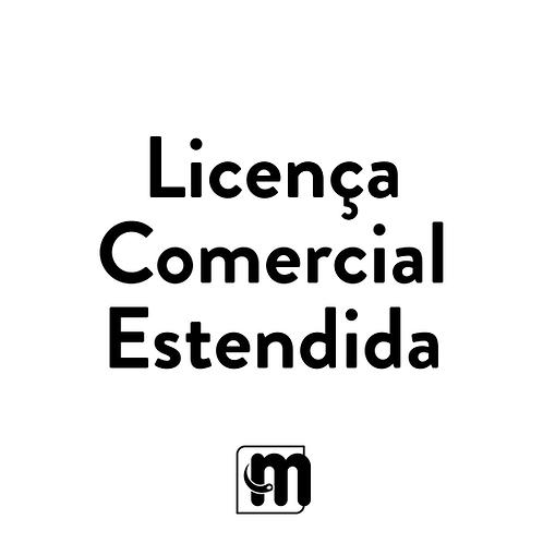 Licença Comercial Estendida