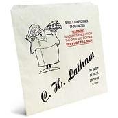 Path Merchandise - paper sandwich bags