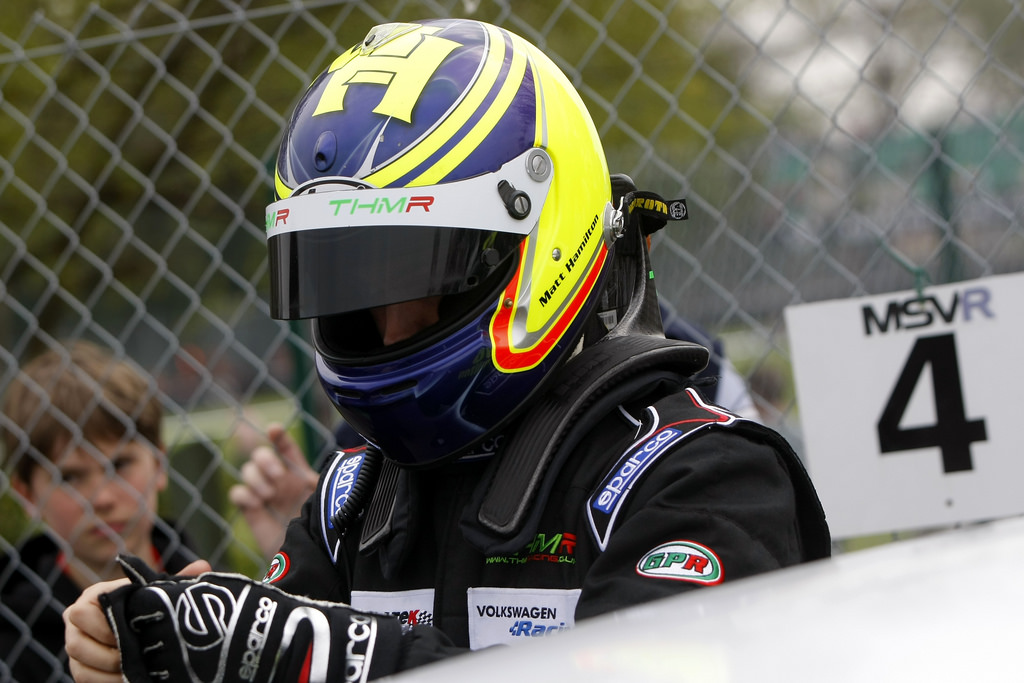 Matt Hamilton THMR No:98