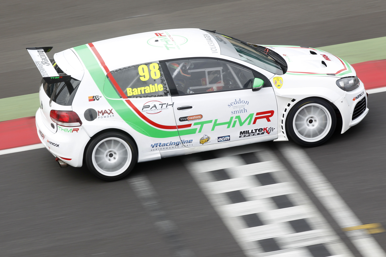 THM Racing - Silverstone 2015