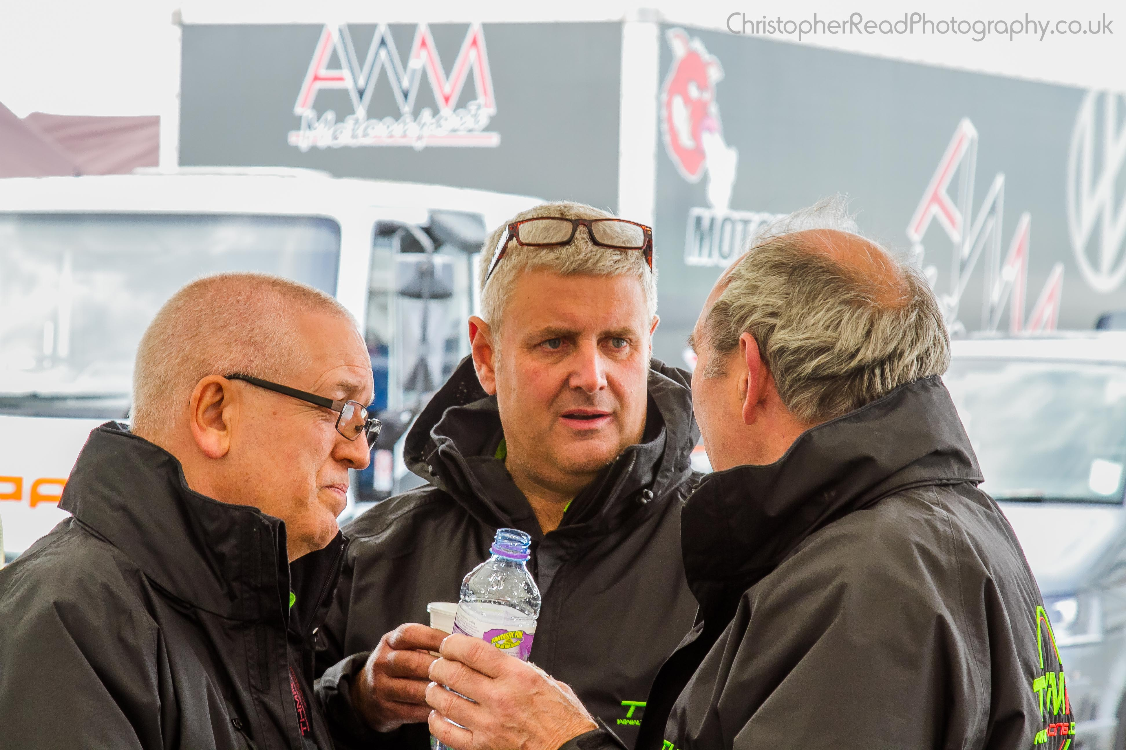 THM Racing - technical discussions!