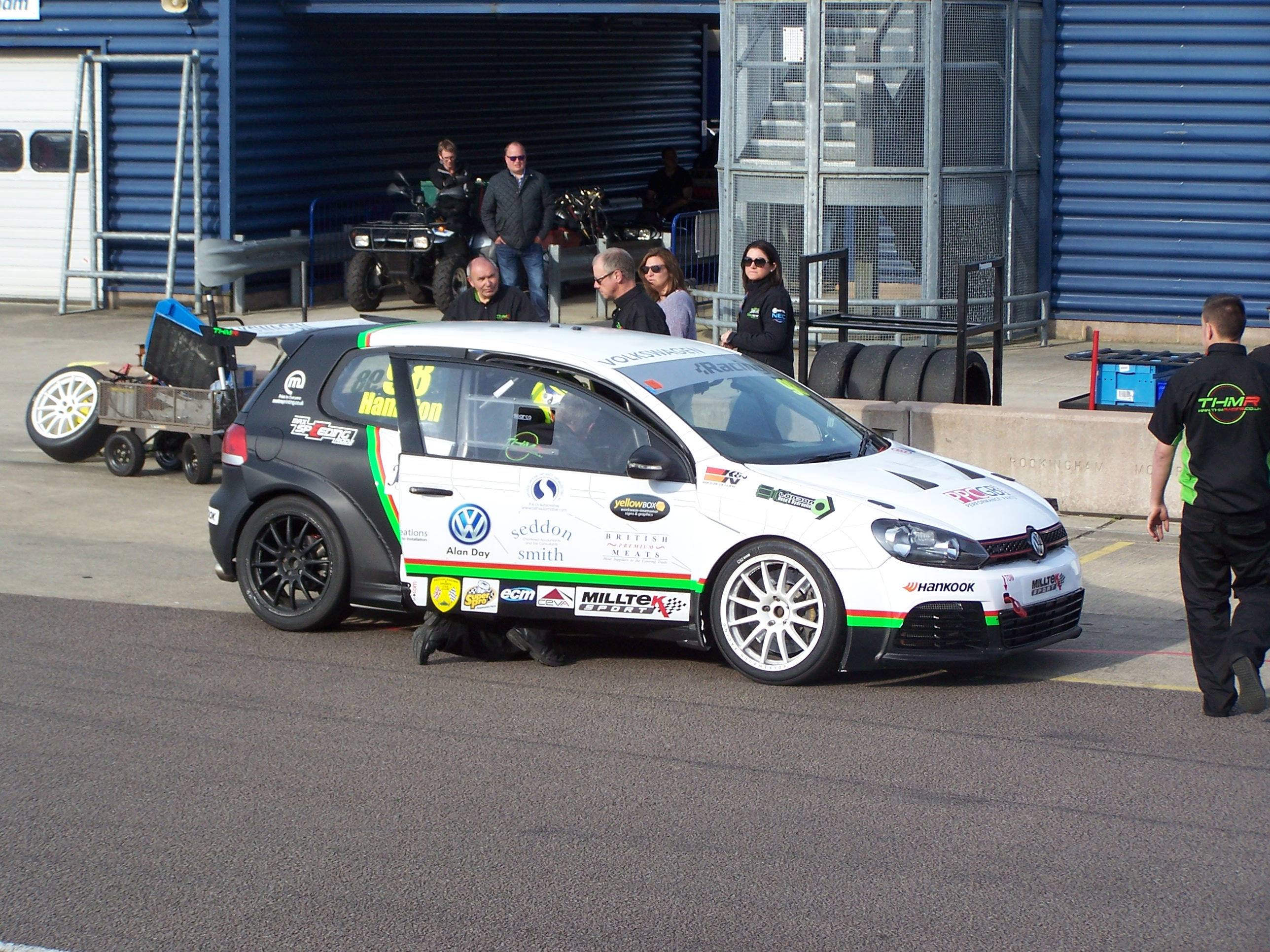 THMR VW Racing Cup Rockingham