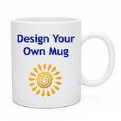 Path Merchandise - branded mugs