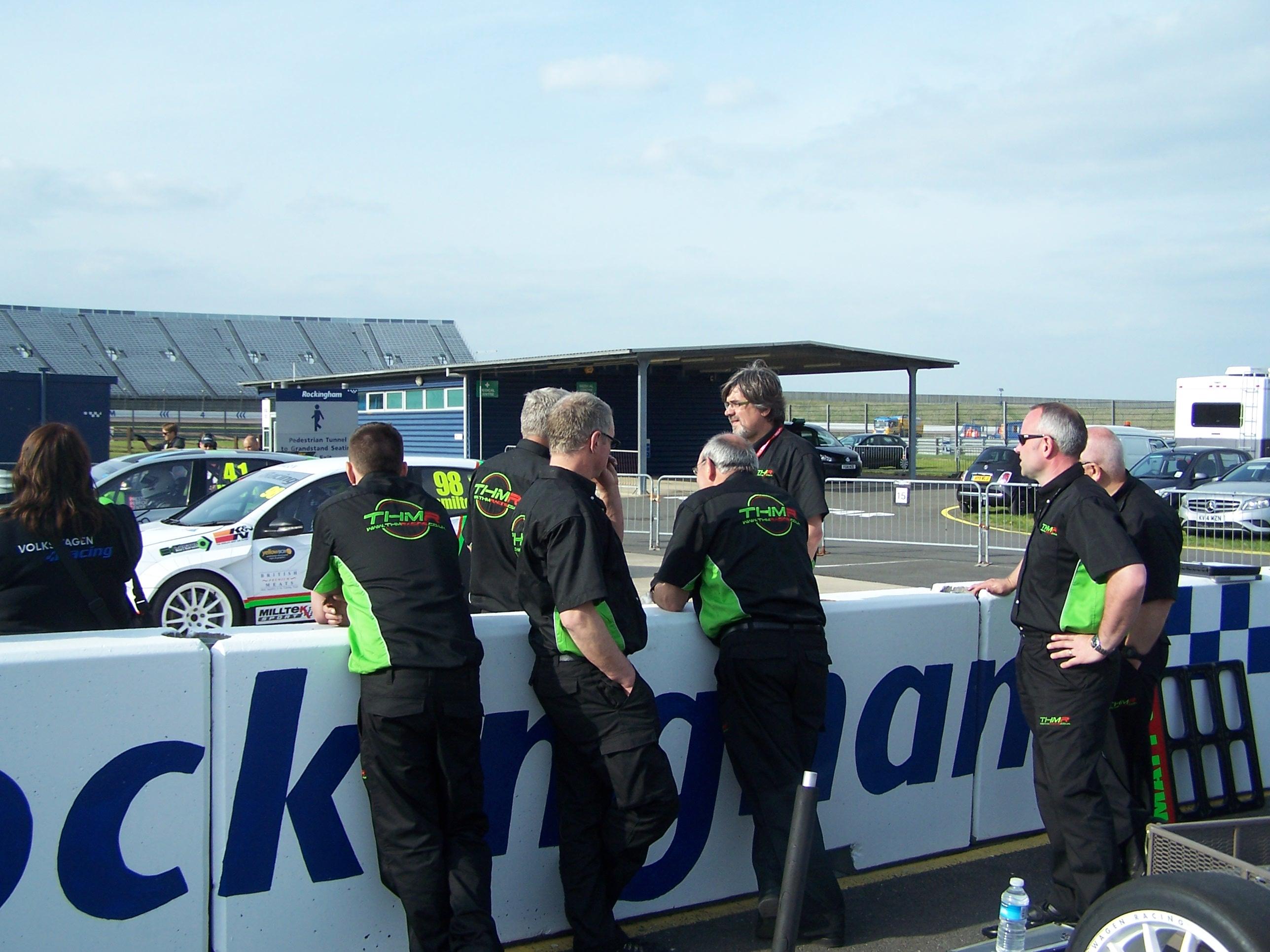 THM Racing Rockingham