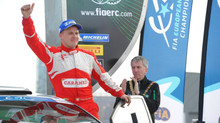 2014 FIA World Rally Championship star Robert Barrable will join THM Racing