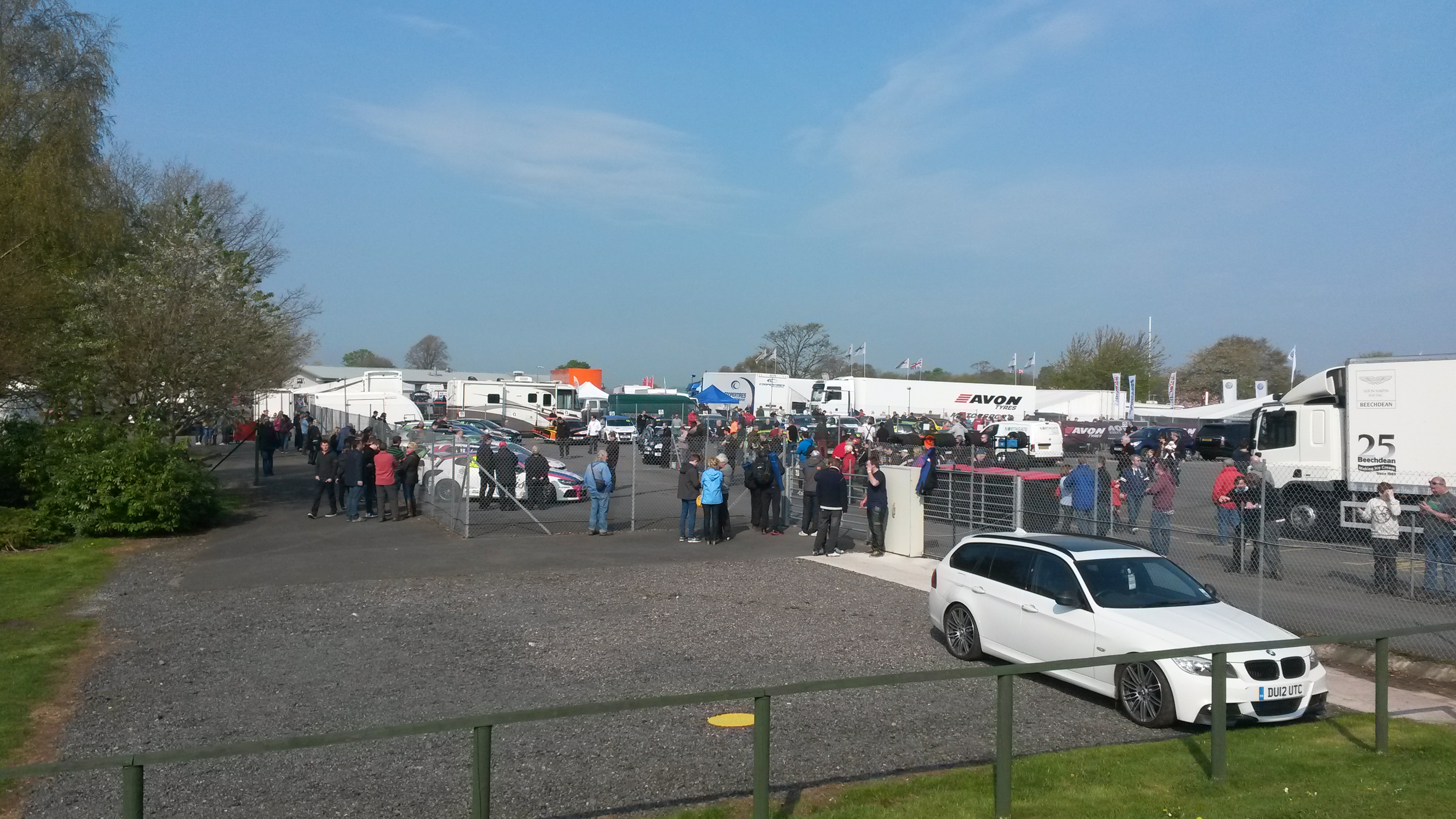 THM Racing Race Day 21st April 2014