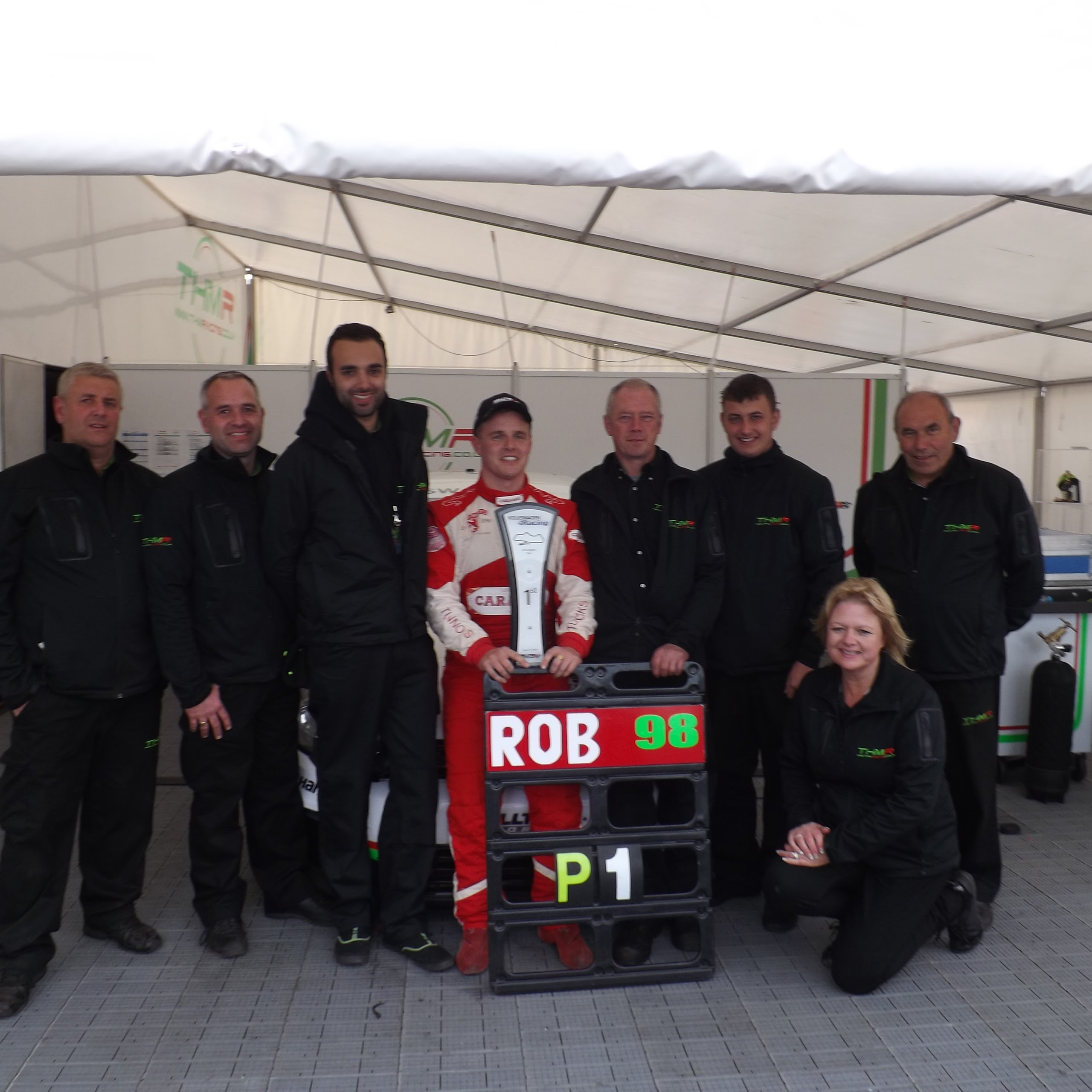 THM Racing - WINNERS - Donington