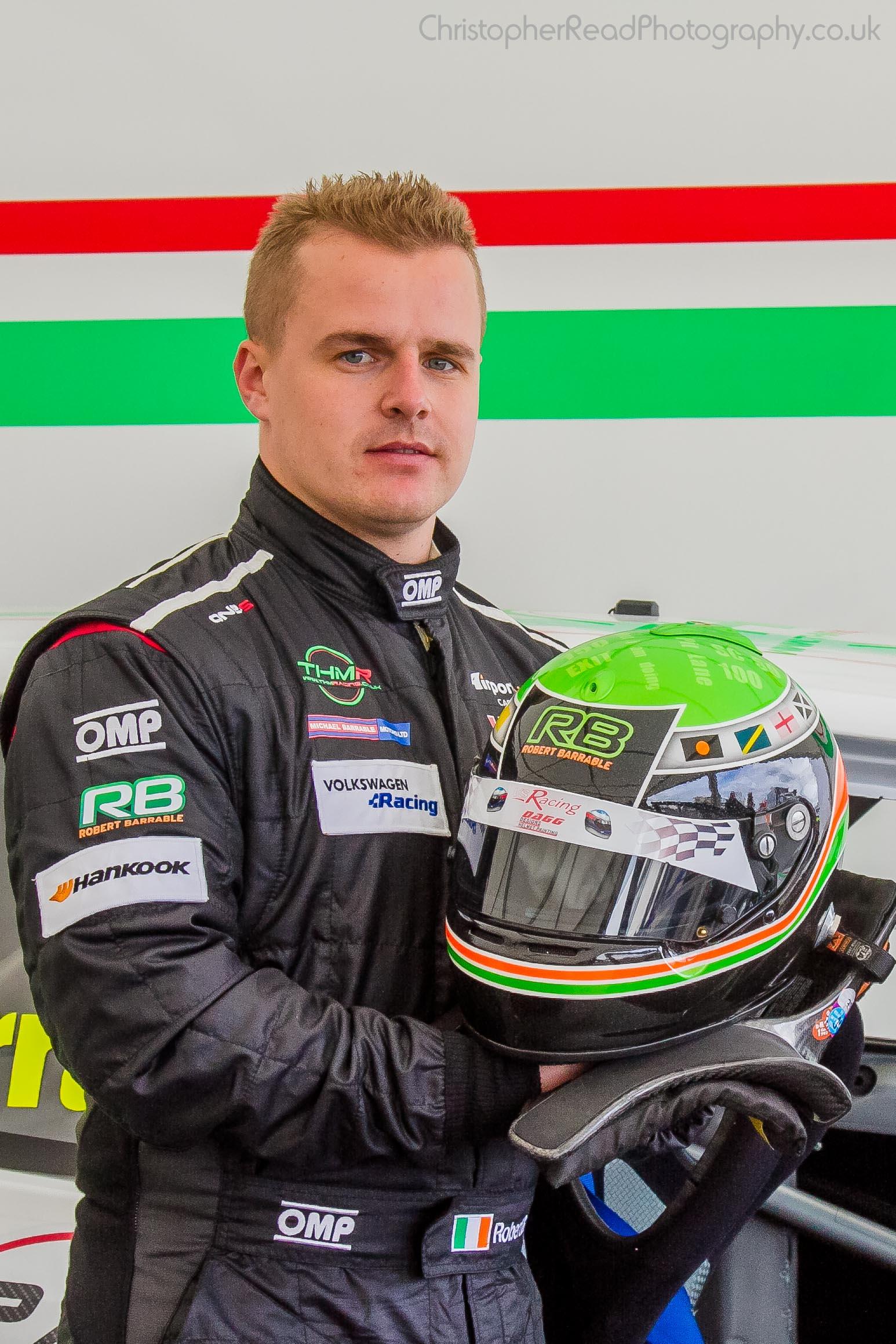 THM Racing - Robert Barrable