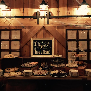 Divine Dessert Bar