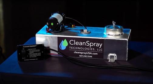 CleanTransit System Unit