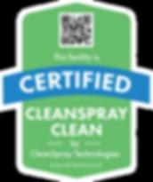 CleanSprayCertified_Sticker_CleanSprayUS